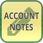 Account Notes for X-Cart 5