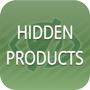Hidden Products for X-Cart 5